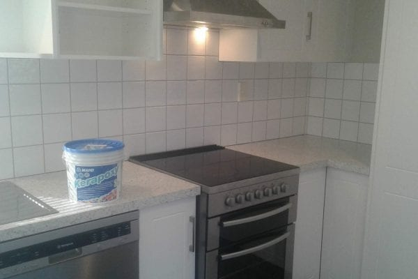 Epoxy Splashback